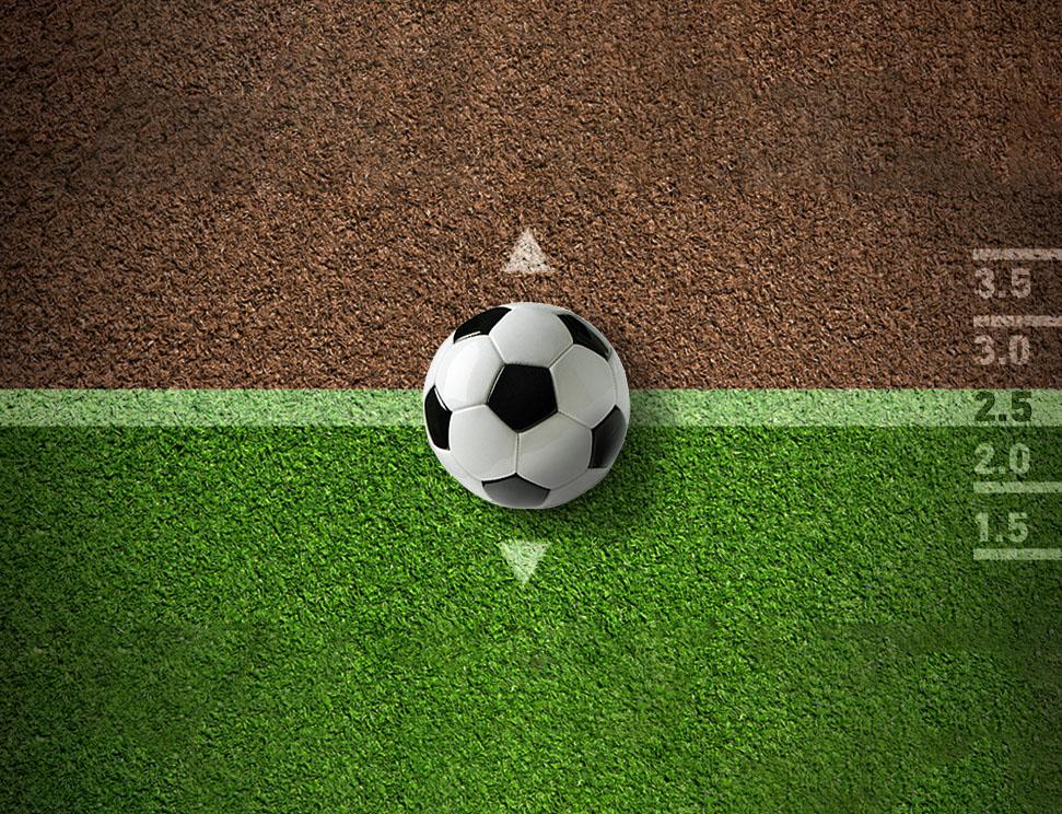 Futbol'da Alt Üst Bahisleri