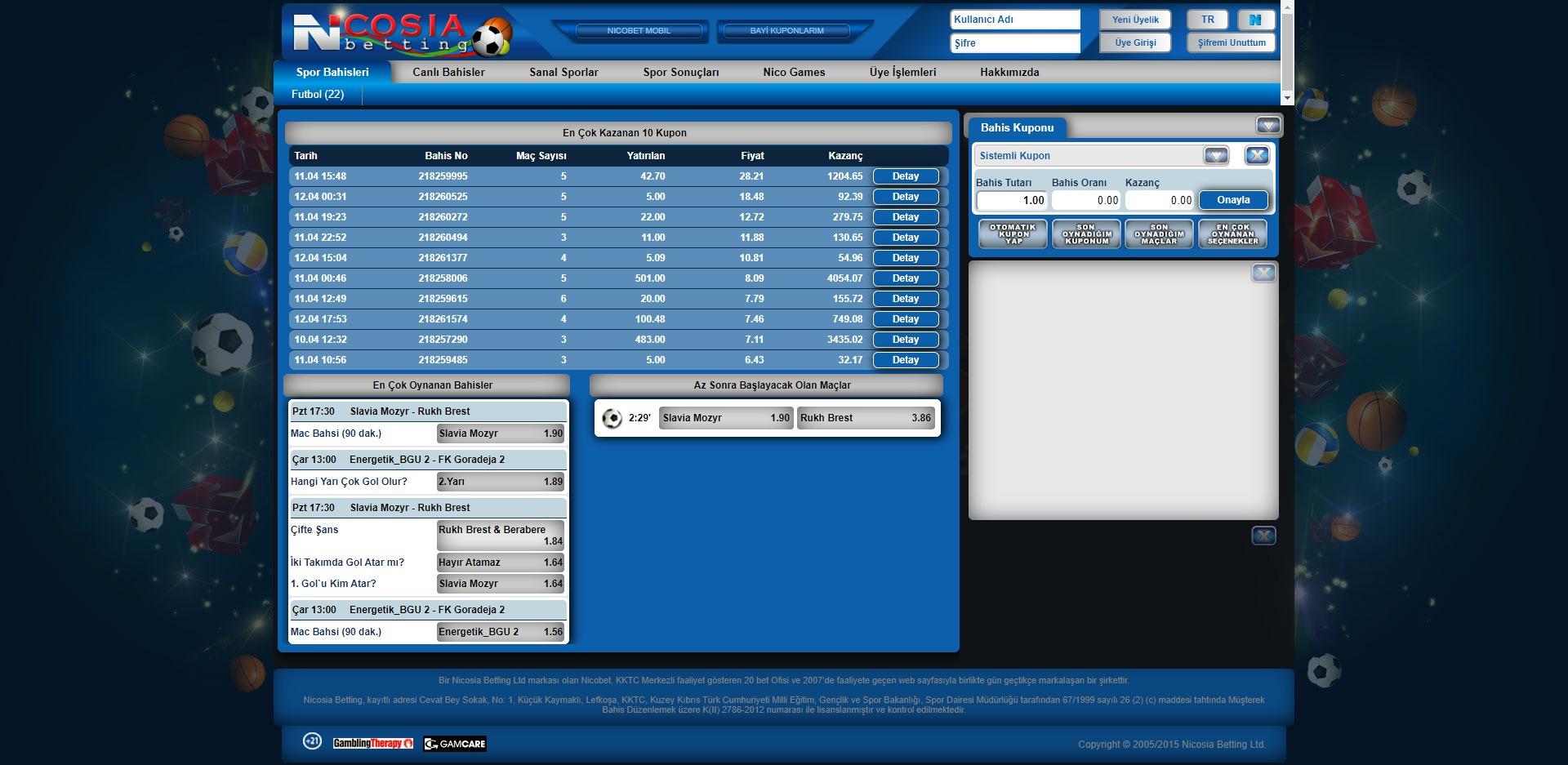 Villaggio primosole nicosia betting sportsbook betting percentages in vegas